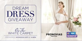 Brides to Be, Enter For a Chance to Walk Down the Aisle in Style