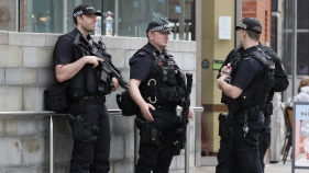 UK Police Arrest 2 More Bomb Suspects