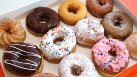 Dunkin' Donuts Worker Accused of Spraying Donuts With Bleach