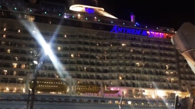 Coast Guard Notes Malfunction on Storm-Tossed Cruise Ship