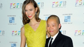 "Jason Wu on ""Hard Work""; Karlie Kloss on Her Favorite Wu Look"