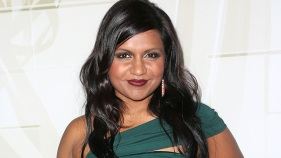 Mindy Kaling's New Project: A Gorgeous L.A. Pad