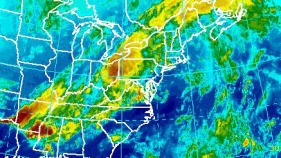 Cindy Soaks Tri-State After Battering South