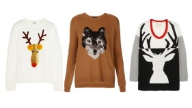 10 Stylish Takes on the Ugly Holiday Sweater
