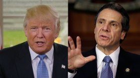 Cuomo Headed to Meet President-Elect at Trump Tower