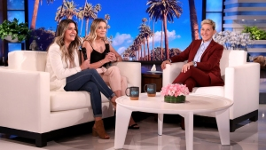 Ellen DeGeneres Surprises Lesbian Couple Whose Family Won't Attend Wedding