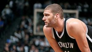 Lopez Leads Nets Past Hawks, 91-83