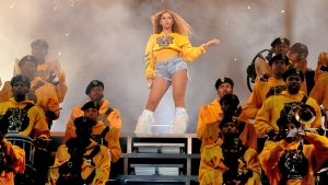 Beyonce Drops Surprise Live Album With Netflix 'Homecoming' Movie