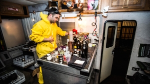 'Breaking Bad' Pop-Up Bar Is Rolling Into NYC in a Lab RV