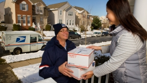 Postal Service Adds Sunday Delivery for Holidays