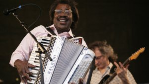Louisiana Accordionist Buckwheat Zydeco Dies