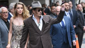 Johnny Depp's Wife Granted Restraining Order