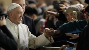 Pope Francis Open to Having Married Priests