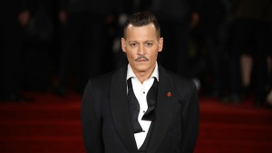 Rowling Voices Support for Depp Following Casting Backlash