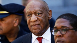 Judge Nixes Cosby Request to Step Down; Sentencing Monday
