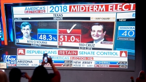 Nielsen Says 36.1 Million People Watched Midterm Returns