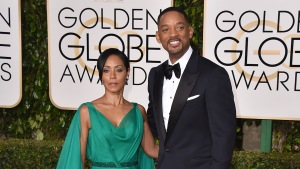 Smith Learned of Jada's Boycott From Paparazzi