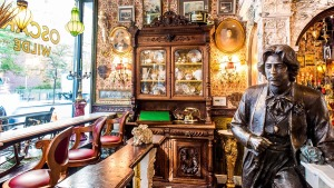 Look Inside: NYC's Incredibly Opulent 'Oscar Wilde' Bar