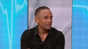 Catching Up With Hill Harper