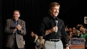 Chuck Norris Endorses Mike Huckabee for President
