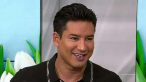 Mario Lopez Chats About His New Children's Book