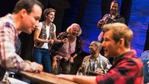 'Come From Away' Proves a Dignified 9/11 Musical<br />
