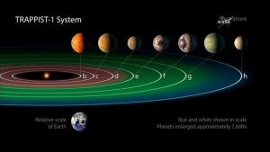 Could TRAPPIST-1 System Support Life?