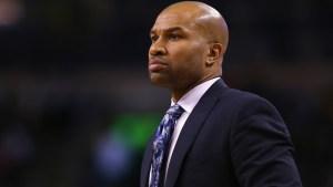 Knicks Fire Head Coach Derek Fisher