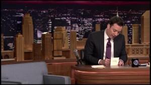 Watch: Jimmy Fallon Thank You Notes