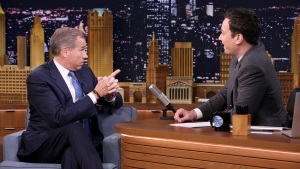 Watch: Jimmy Fallon Once Heckled Brian Williams