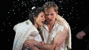 """Off-Broadway Play """"The Fantasticks"""" Offered a Lifeline"""