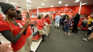 Target Plans to Open Its Doors at 5 p.m. on Thanksgiving