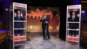 'Tonight': Playing Phone Booth with Kevin Spacey