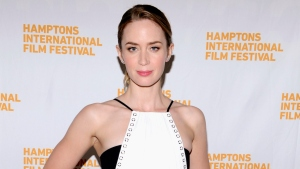 Celebrities at the Hamptons International Film Festival