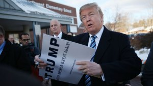 Trump's Win Came Even as He Ignored New Hampshire's Famed Retail Politics