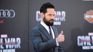 Paul Rudd Named Hasty Pudding Man of the Year