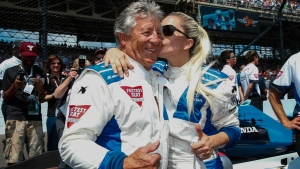 Top Celeb Pics: Lady Gaga at the Indy 500