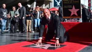 Dwayne 'The Rock' Johnson Gets Star on Walk of Fame