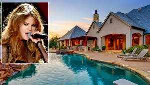 Selena Gomez Selling Fort Worth Home