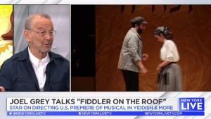 "Joel Grey on ""Fiddler on the Roof"""