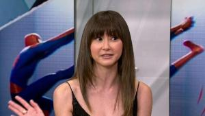 "Jumping ""Into the Spider-Verse'' with Kimiko Glenn"