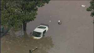 RAW: Flooding Overwhelms San Jose Streets