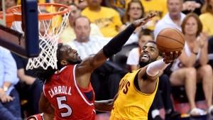 Cavaliers Sweep Hawks to Earn NBA Finals Spot