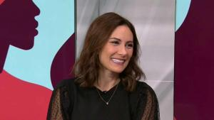 Laura Benanti Chats Broadway With a Cause
