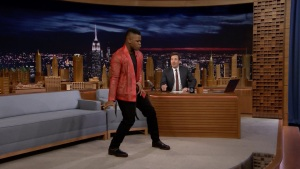 'Tonight': John Boyega Shows Off His Best MJ Dance Moves