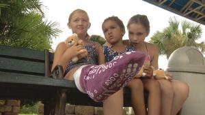 9-Year-Old Shark Survivor Says 0% Chance of Another Attack
