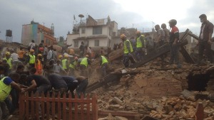 PHOTOS: Deadly Earthquake Rocks Nepal