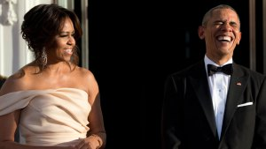 The Obamas: The First Couple of Pop Culture