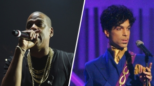 Jay Z in Dispute Over Prince's Music Catalog