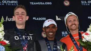 Day 16: Oregon's Rupp Takes Bronze in Men's Marathon